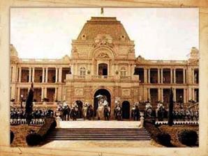 Inauguration of the Jagatjit Palace of Kapurthala